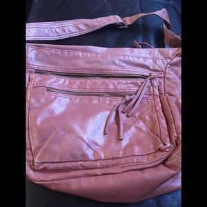 Bueno soft leather bag